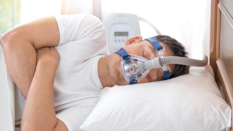 Slaapapneu mogelijk risicofactor voor covid-19