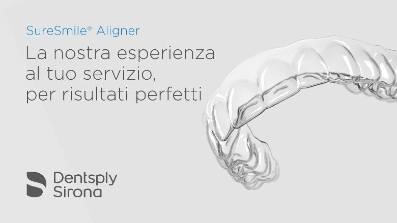 SureSmile Aligner: nuove soluzioni digitali per la moderna ortodonzia