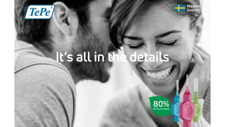 Scovolini TePe: una scelta green per sorrisi più sani