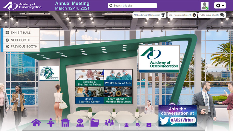 Registration alert: AO 2021 Virtual Annual Meeting