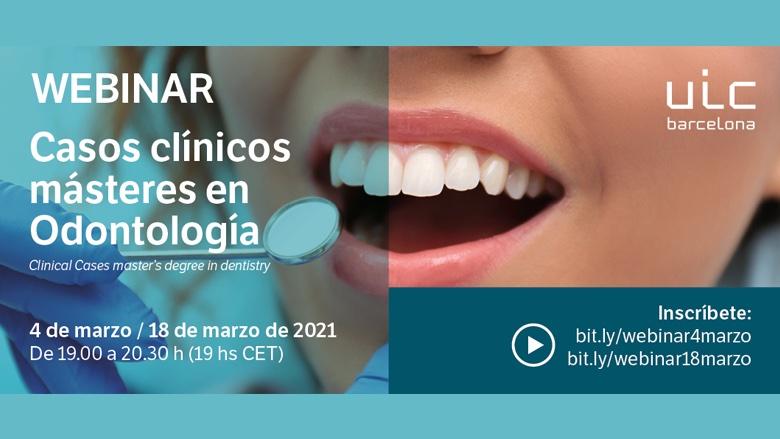 No te pierdas los webinars gratis de UIC Barcelona