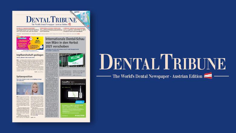 Jetzt in neuem Look: Relaunch der <em>Dental Tribune Österreich</em>