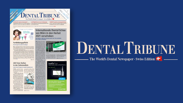 Visual relaunch: <em>Dental Tribune Schweiz</em> in neuem Gewand