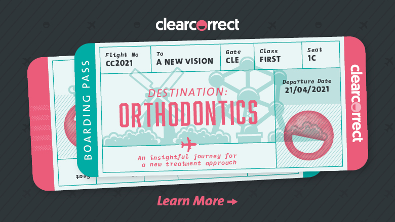 Virtueel ClearCorrect-evenement: Destination Orthodontics