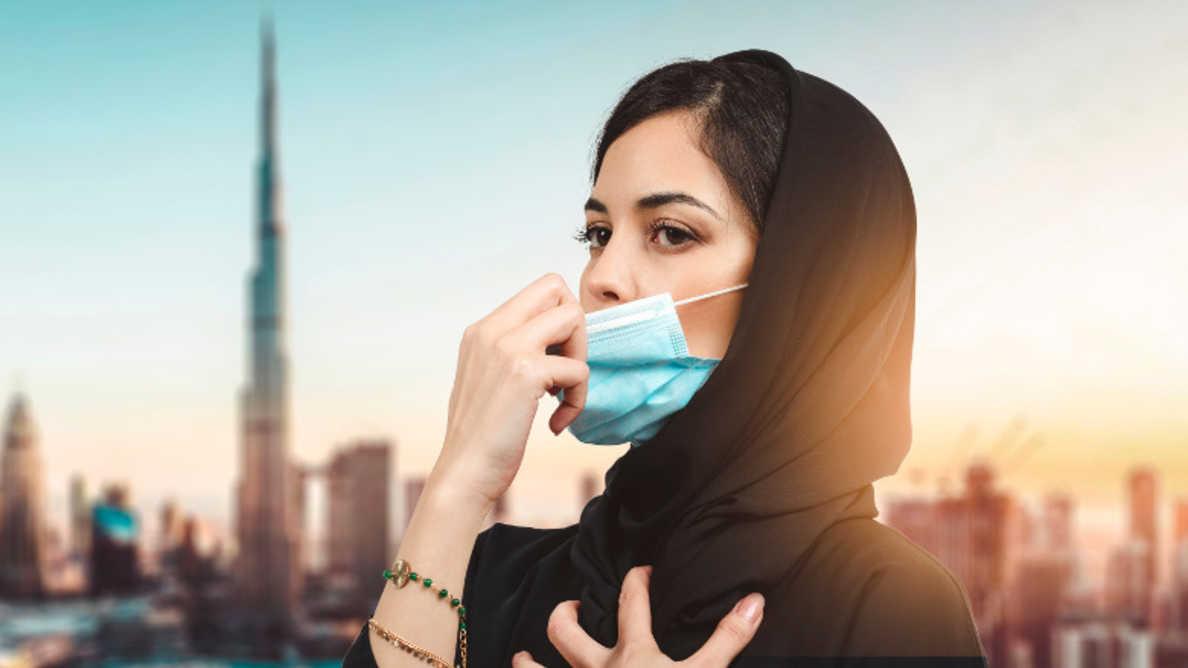 Assistência odontológica eletiva suspensa em Dubai