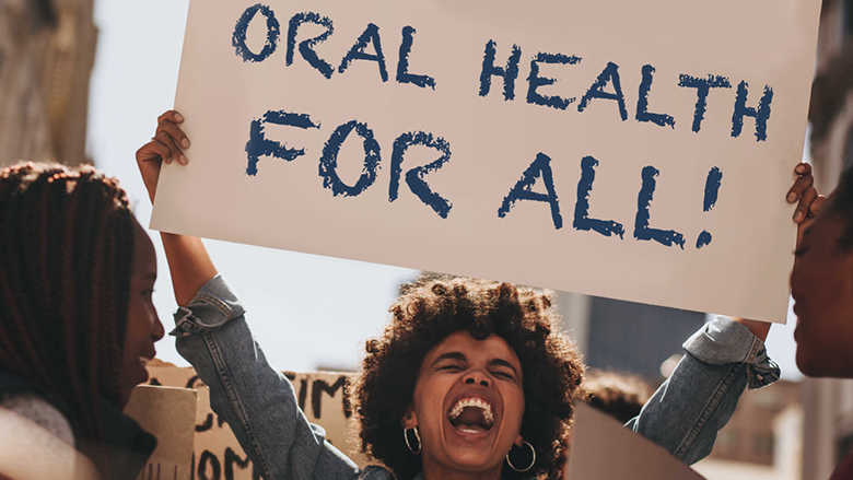 FDI: in 2030 geen gezondheid zonder mondgezondheid