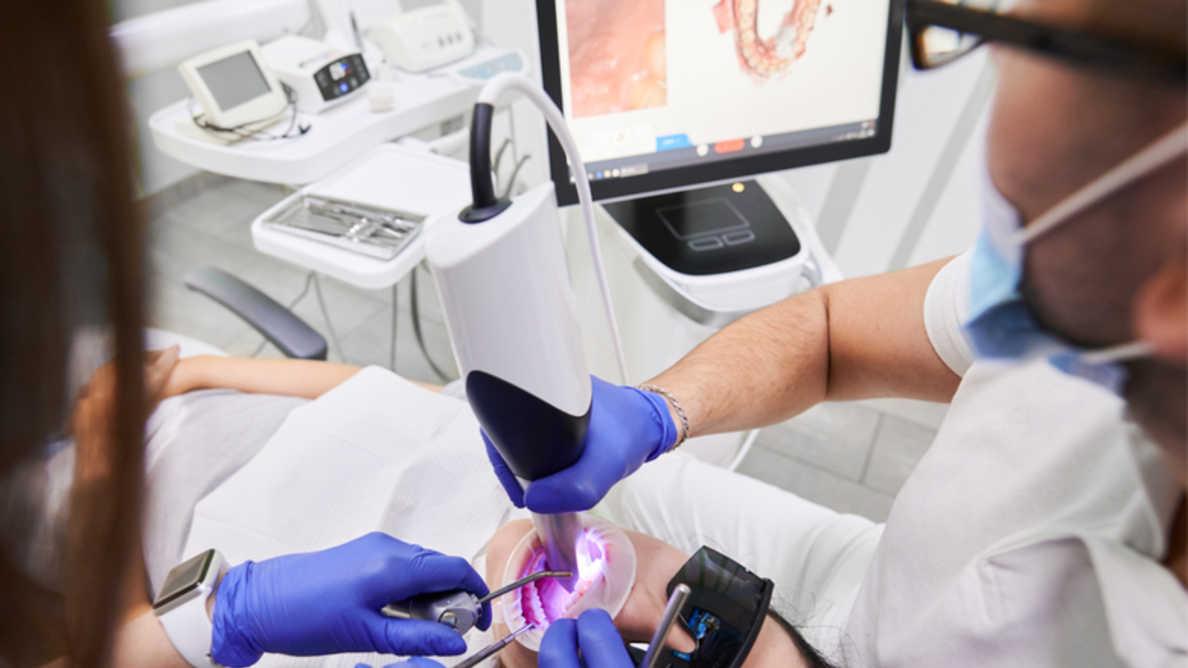 Estudo encontra diferenças na precisão de escâneres intraorais
