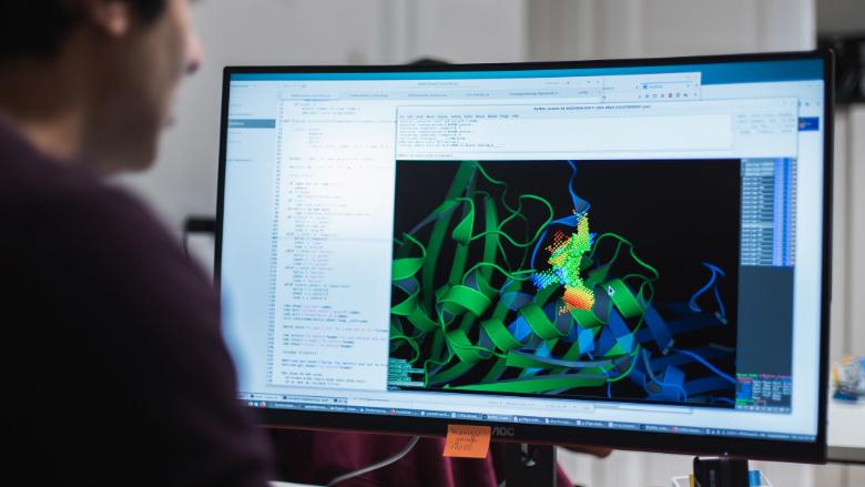 Grazer Forscher sind dem Coronavirus einen Schritt voraus