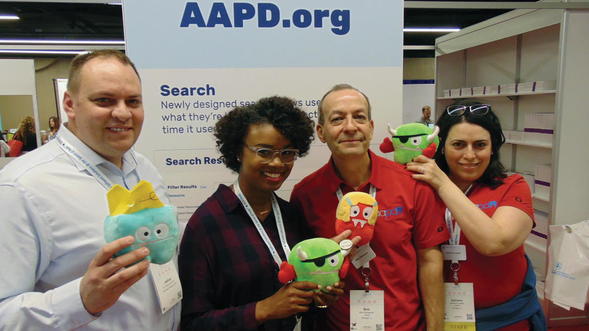 AAPD 2021: The Hub is where it's at