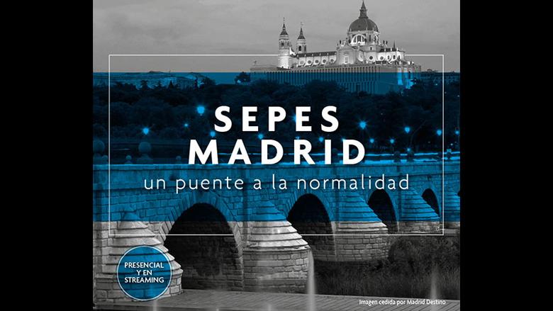 La comunidad odontológica se reúne en el Congreso SEPES, en el Palacio Municipal de IFEMA MADRID