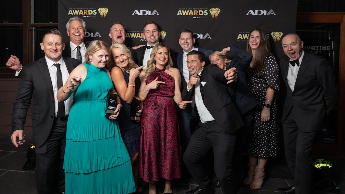 Australian dental leaders recognised at awards show