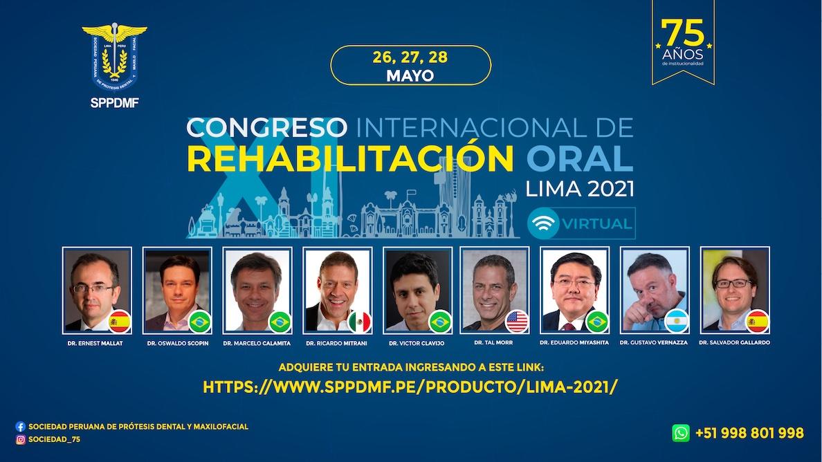 Gran congreso de Rehabilitación Oral