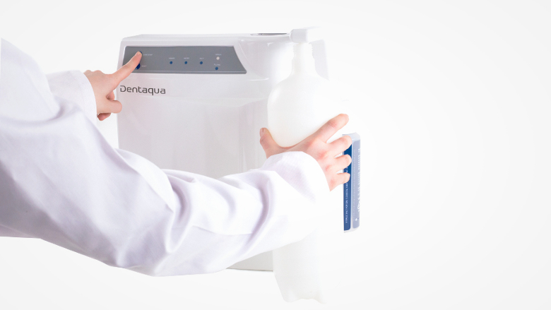 Dentaqua releases eco-friendly complete dental disinfection system