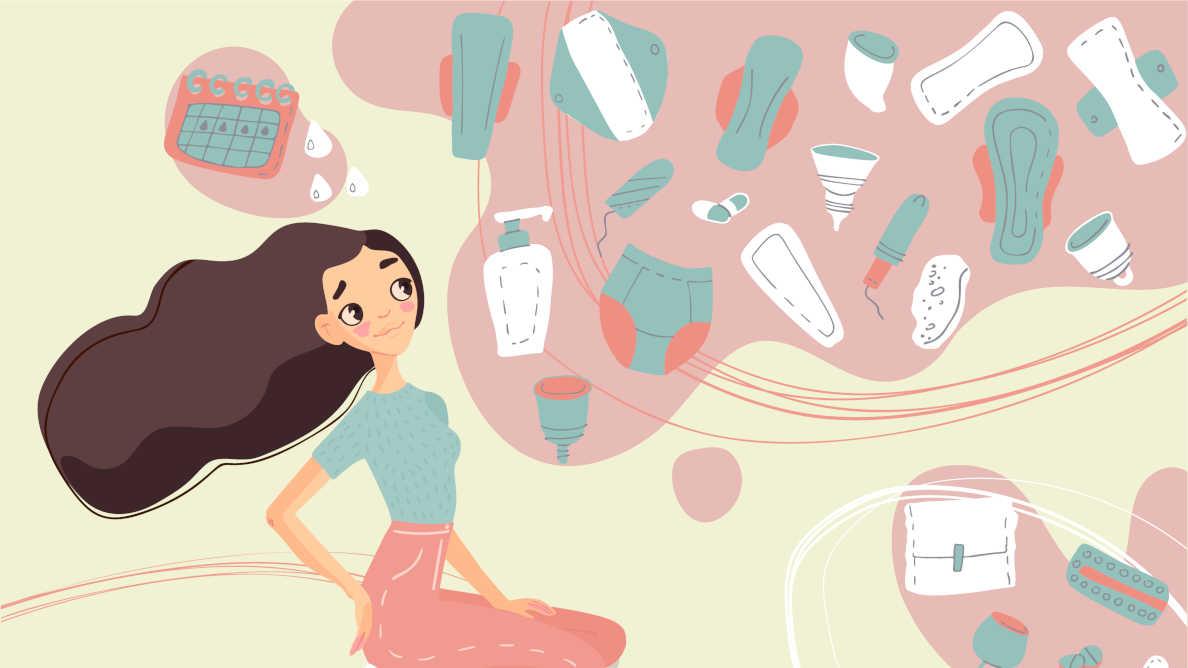 Zmiany hormonalne podczas cyklu miesiączkowego wpływają na ekosystem drobnoustrojów jamy ustnej