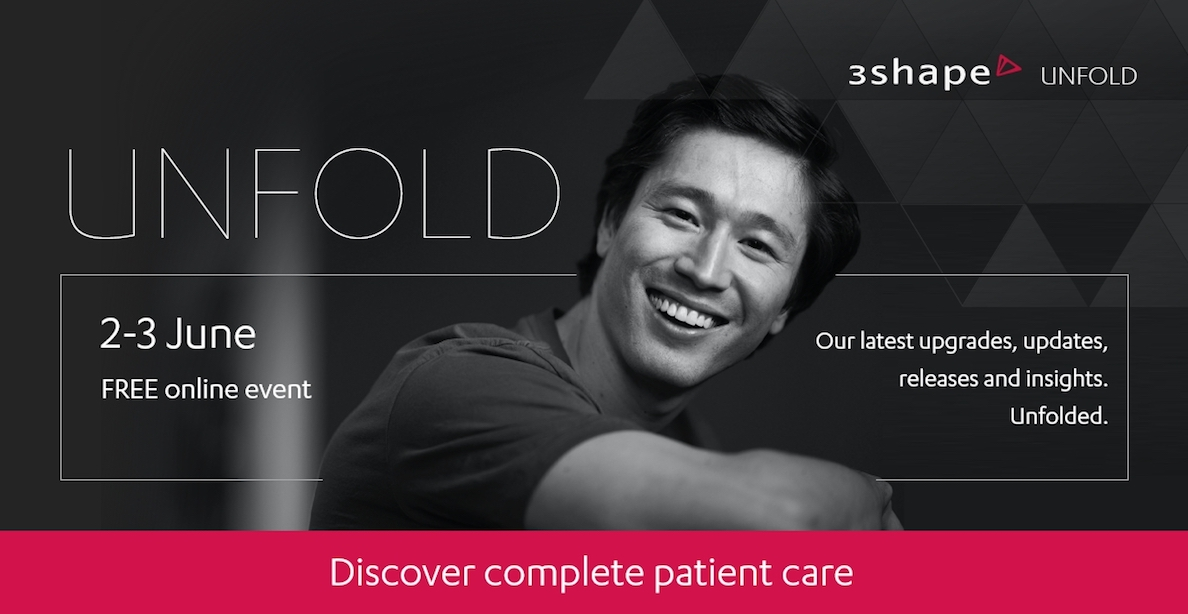 Discover complete patient care at 3Shape Unfold