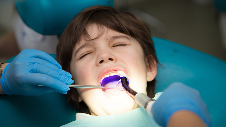 The importance of pain management for young dental patients