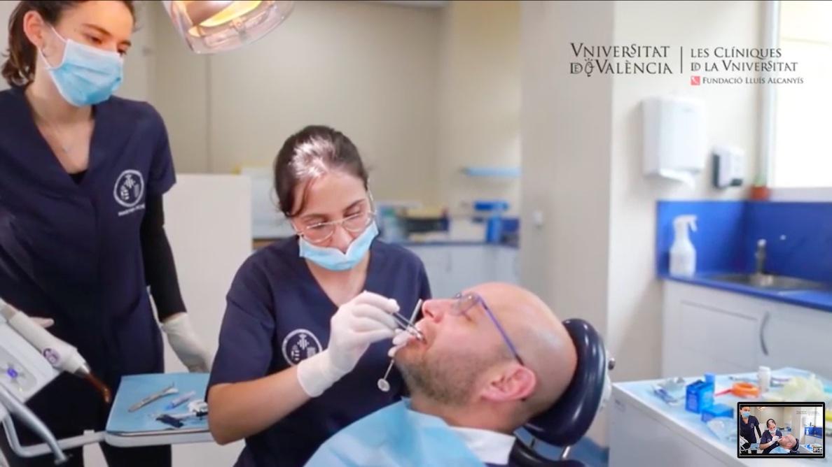 Máster en Odontología Clínica Individual y Comunitaria