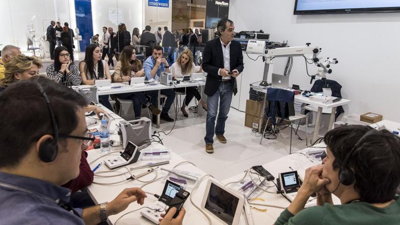 Talleres de Formación práctica con expertos en Expodental Scientific Congress