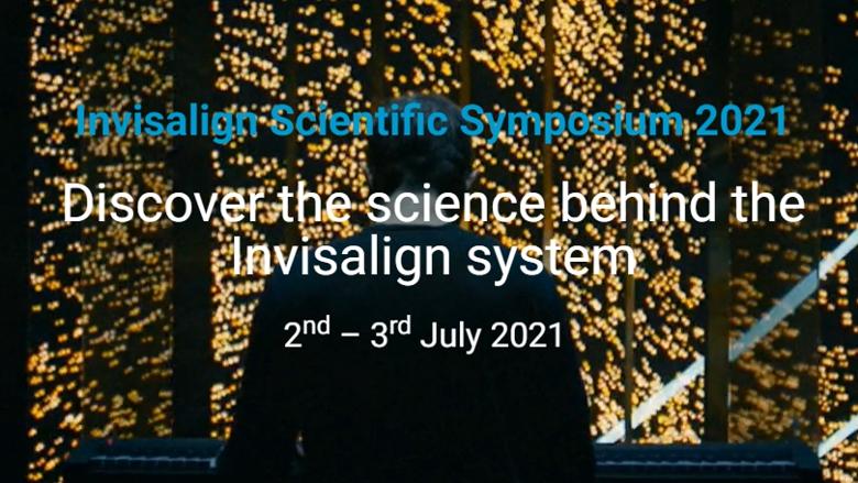 Digitální vědecké sympozium Invisalign pro ortodontisty se bude konat na začátku července