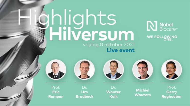 Nobel Biocare Highlights Symposium Hilversum