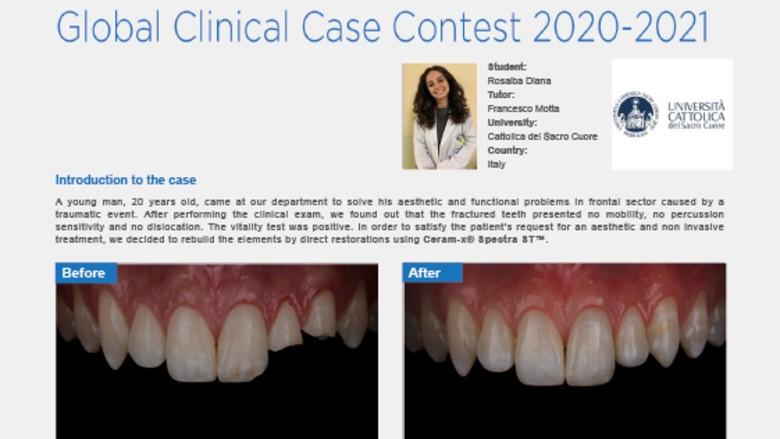 Global Clinical Case Contest 2020/2021 – Edizione italiana