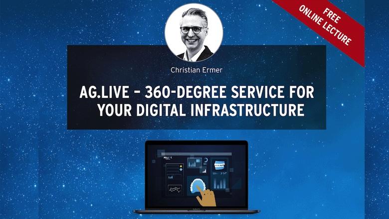 Servicio de 360 grados para su infraestructura digital