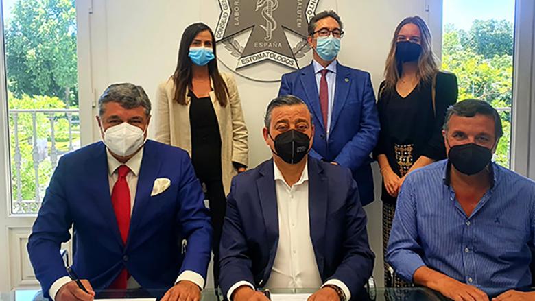 Adscripción permanente de SEMDeS en el Consejo de Dentistas de España