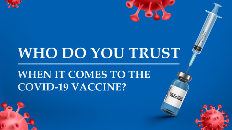 Survey shows most patients trust doctor's advice on vaccine