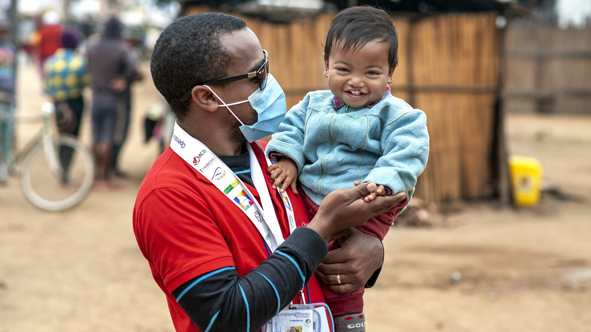 Operation Smile provides safe surgery around the world in wake of pandemic
