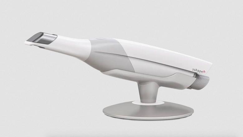 3Shape TRIOS 3 outperforms Medit i500 intra-oral scanner in study