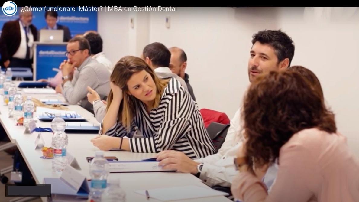 El MBA en Gestión Dental que te cambiará la vida