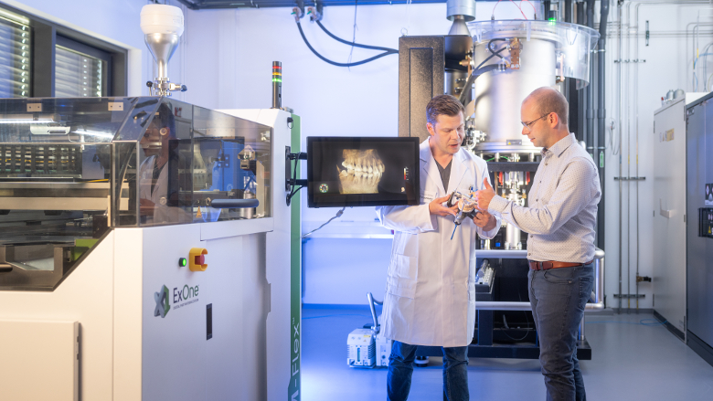 Fraunhofer developing 3D-printing technologies for medical applications