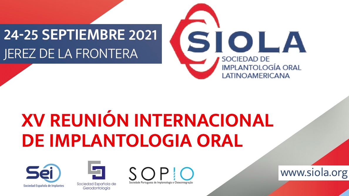 Gran Congreso Internacional de Implantología en Jérez