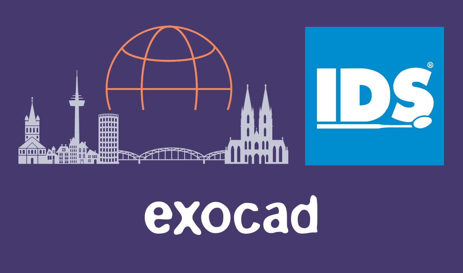 Exocad anuncia su mayor presencia a la fecha al IDS 2021