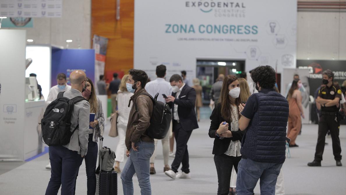 Expodental Scientific Congress cierra con éxito su primera edición